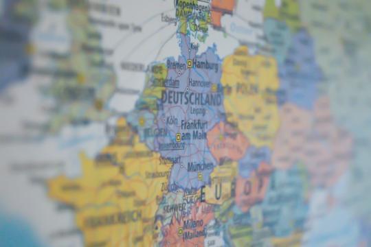 Europese hoofdtalen RG 1 en 2